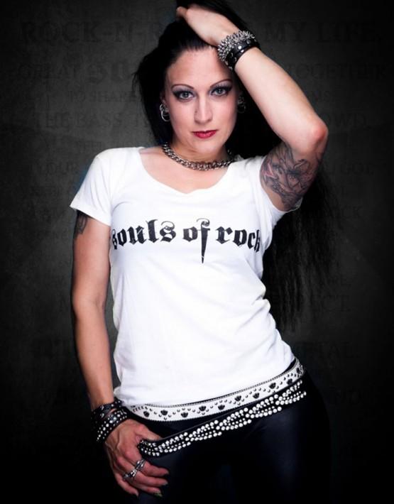 Frauen_T-Shirt_Character_Vintage_Weiss_Rock