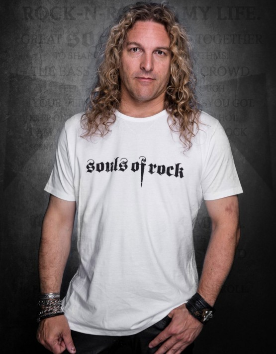Maenner_T-Shirt_Character_Vintage_Weiss_Rock