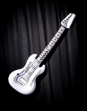 Souls of Rock Foundation Gitarre