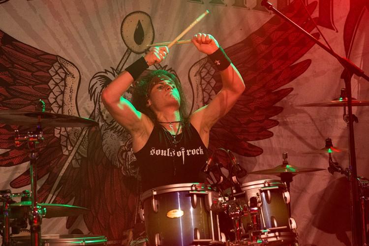 Artist_Drummer_Jason-Steve Mageney