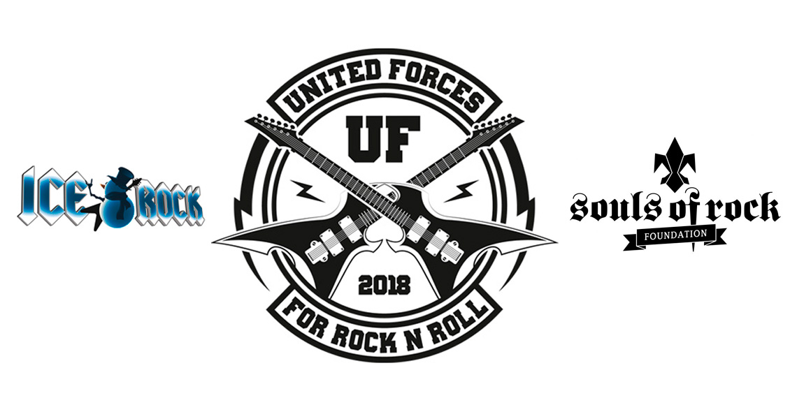United Forces For Rock N Roll_Ice Rock_SOR Foundation